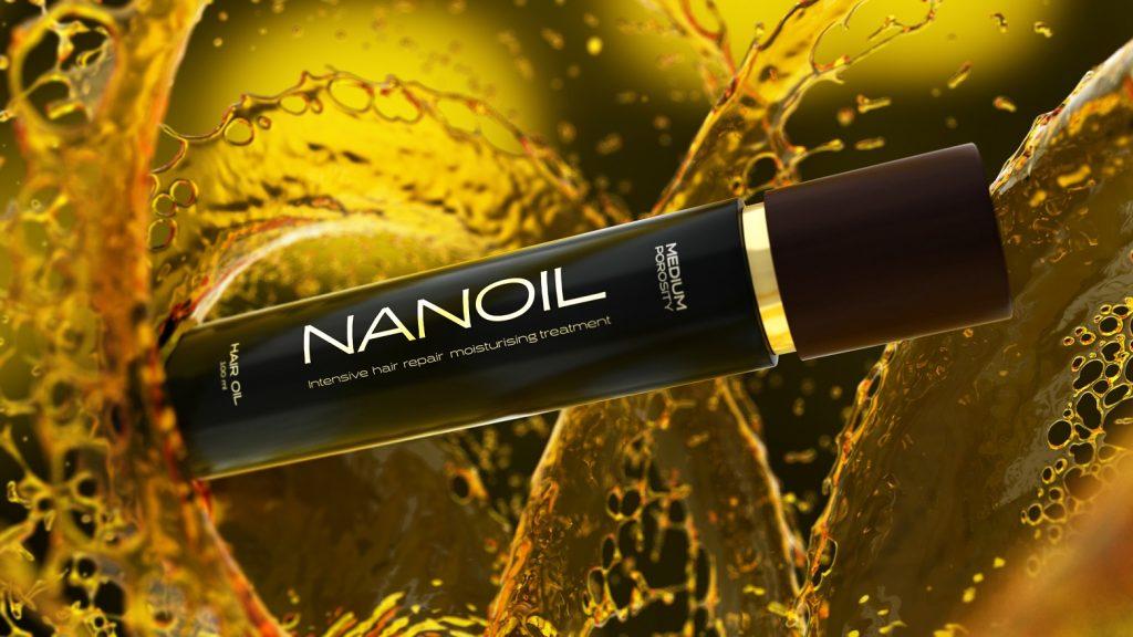 effecten en eigenschappen van Nanoil Haarolie